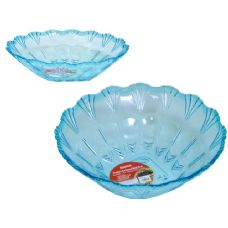 48 Units of crystal like round bowl blue - Plastic Dinnerware