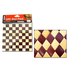 96 Units of Checkered Hot Pad - Placemats