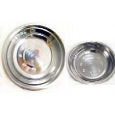 144 Units of BOWL STAINLESS STEEL 24CM - Plastic Bowls and Plates