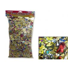 144 Units of 6OZ FOIL CONFETTI