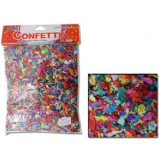 144 Units of Multicolor Tissue Confetti by Ultimate Confetti - Streamers & Confetti