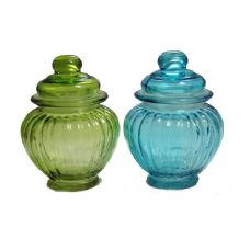 24 Units of glass jar - Glassware