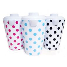 48 Units of WATER JUG W/DOTS - Drinking Water Bottle