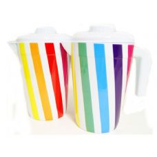 96 Units of water jug w/color bars - Drinking Water Bottle