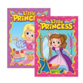 48 Units of LITTLE PRINCESS Coloring & Activity Book