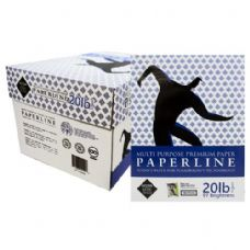 "2 Units of PAPERLINE 97 GLOBAL 8.5"" x 11"" White Copy Paper (10 reams/case) - Paper"