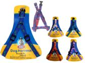72 Units of Expandable Dog Harness - PET HARNESS/LEASH/COLLAR/CHAIN