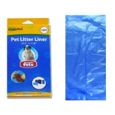 "96 Units of PET LITTER LINER SCENTED 16PCCB. 12X27.5"" - Pet Collars and Leashes"