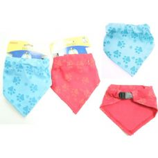 "144 Units of DOG BIB 8"" x 4.3"". RED,BLUE - Pet Collars and Leashes"