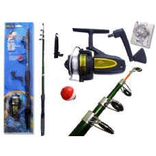 24 Units of FISHING TACKLE PACK 1.6M - Fishing Items