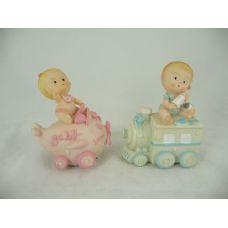 72 Units of PR BABY BOY/GIRL TOP OFTRAIN&PLANE - Home Decor