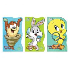 48 Units of BABY LOONEY TUNES BOARD BOOK - Activity Books