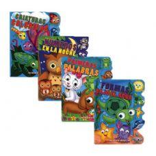48 Units of Libro Educativo de Animales Pasta Gruesa - Educational Toys
