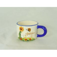 36 Units of TEA CUP SUNFLOWER - Kitchen Gadgets & Tools