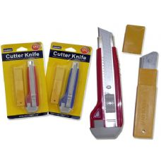 144 Units of KNIFE W/BLADE - Hardware Miscellaneous