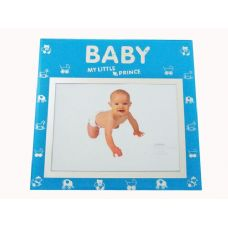 "48 Units of PHO FR 5X7"" BABY BOY MIRROR - Mirrors"
