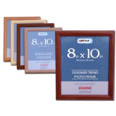"576 Units of PHOTO FRAME 8X10"" 3ASST CLR - Picture Frames"