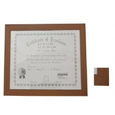 "24 Units of CERTIFICATE FRAME 8.5X11"" - Picture Frames"