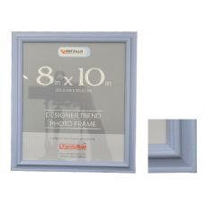 "96 Units of PHOTO FRAME 8X10"" 6ASST COLOR PACKING: 24PC/CTN - Picture Frames"