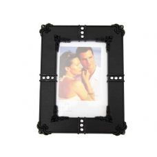 "48 Units of PHOTO FR 4""X6"" BLACK CLR 12 DIAM - Picture Frames"