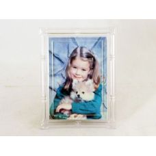 "96 Units of PHOTO FRAME 4X6"" CLEAR PLS - Picture Frames"