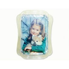 72 Units of PHOTO FRAME 5X7 CLEAR - Picture Frames