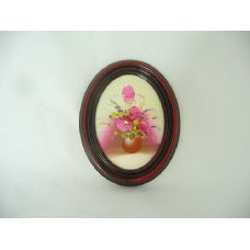 "192 Units of 3.5X5""OVAL SHPE OIL PAINTUNG - Picture Frames"