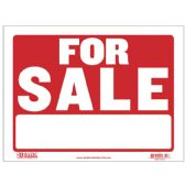 """144 Units of BAZIC 12"""" X 16"""" For Sale Sign"""