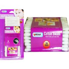 72 Units of COTTON SWAB 350 COUNT ESTELLA - Cotton Balls & Swabs