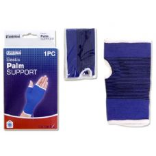 "96 Units of PALM SUPPORT 1PC 7.5""X3.9""COLOR BOX - Bandages and Support Wraps"