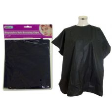 144 Units of Disposable Hair Dresser Apron - Hair Accessories