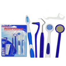 144 Units of DENTAL CARE KIT 6PC