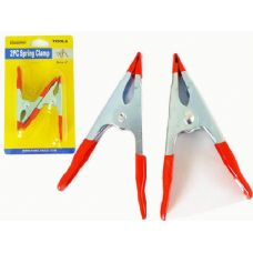 """96 Units of SPRING CLAMP 2PC 4"""""""