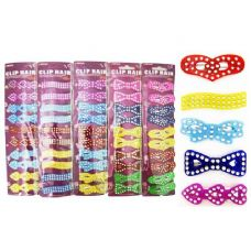 288 Units of CLIP LIKE DIAMOND HAIR CARE 10PC/SET - Hair Accessories