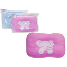 72 Units of BABY PILLOW ELEPHANT 24CM X19CM - Baby Toys