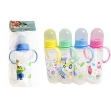 96 Units of Baby Bottle with Handle 8OZ - Baby Bottles