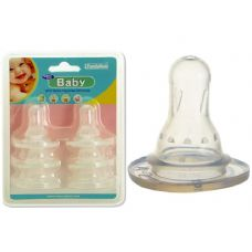 144 Units of Baby Nipples- 6pc - Baby Bottles