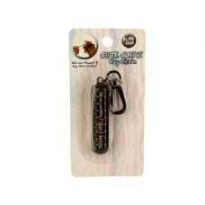 144 Units of Wholesale Cute Clipz Key Chain - Key Chains