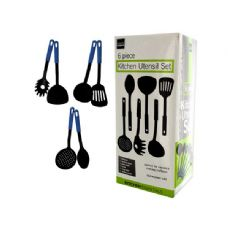 12 Units of Wholesale Kitchen Utensil Set - Kitchen Utensils