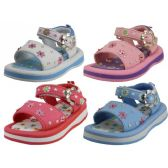 48 Units of Toddlers Sandals