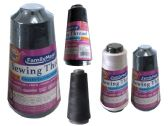 96 Units of THREAD 1000 METERSL+SW. BLACK WHITE 19575 - Sewing Thread