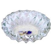 72 Units of ASHTRAY GLASS BIG - Ashtrays(Plastic/Glass)