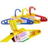 72 Units of HANGER 8 PC/PK FOR KID - Hangers