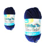 96 Units of YARN BLUE COLOR 100GM X - Sewing Supplies