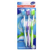 96 Units of Amoray Toothbrush Massager 3PK