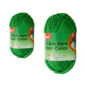 96 Units of YARN GREEN COLOR 100GM L - Sewing Supplies
