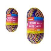 96 Units of Yarn Multi Color
