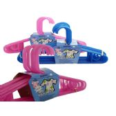 72 Units of HANGER 10PC KIDS NEON - Hangers