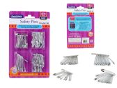 96 Units of 120 Piece Safety Pin - SAFETY PINS