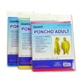 144 Units of Adult Ponchos